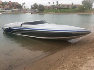 Used Absolute V277 High Performance Boat For Sale