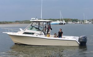 Used Grady-White 272 Sailfish Walkaround Freshwater Fishing Boat For Sale