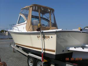 Used Steiger Craft Block Island Express Cruiser Boat For Sale