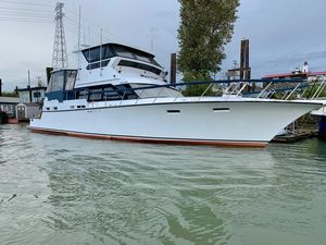 Used Mikelson 56 Sportfisher Motor Yacht For Sale