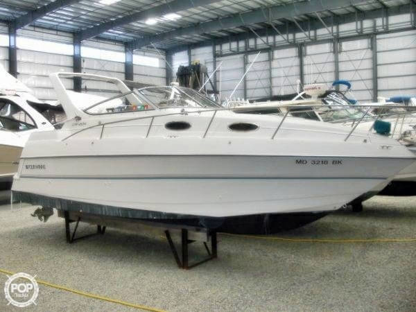 Used Four Winns 27 Express Cruiser Boat For Sale