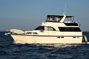Used Ocean Motor Yacht For Sale