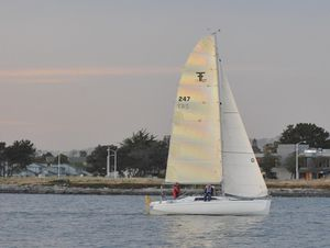 Used Corsair F-27 Multi-Hull Sailboat For Sale