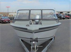 New Smoker Craft Osprey 172Osprey 172 Aluminum Fishing Boat For Sale