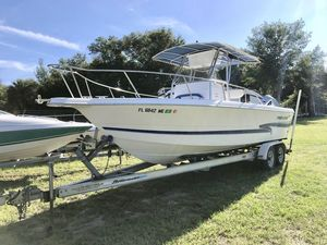 Used Pro-Line 25 Sport25 Sport Center Console Fishing Boat For Sale