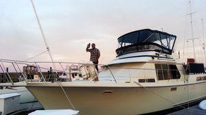 Used Tollycraft 40 Sundeck Motor Yacht Aft Cabin Boat For Sale