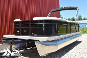 New Crest Classic LX 220 LClassic LX 220 L Pontoon Boat For Sale