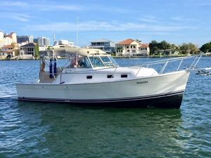 Used Mainship 30 Pilot Cuddy Cabin Boat For Sale