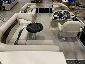 Used Sweetwater 2086C32086C3 Pontoon Boat For Sale