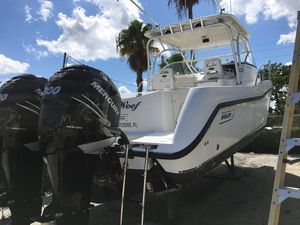 Used Boston Whaler 305 Conquest305 Conquest Walkaround Fishing Boat For Sale