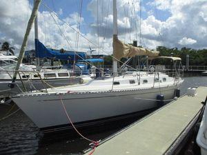 Used Tartan 3500 Sloop Sailboat For Sale