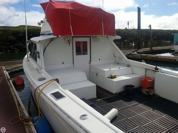 Used Bertram 31 Sport Fisher Sports Fishing Boat For Sale