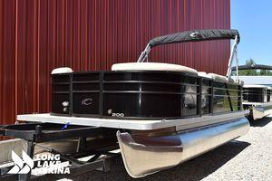 New Crest Classic LX 200 LClassic LX 200 L Pontoon Boat For Sale