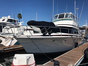 Used Bertram 46 Convertible Fishing Boat For Sale