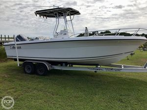 Used Angler 220 Center Console Fishing Boat For Sale