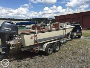 Used Boston Whaler Outrage 22 Cuddy Center Console Fishing Boat For Sale