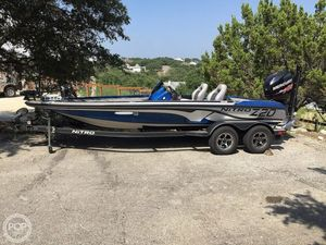 Used Nitro Z20 Pro Bass Boat For Sale