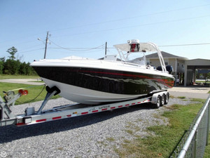 Used Glasstream 360 SCX Center Console Fishing Boat For Sale