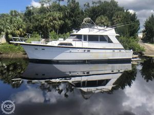 Used Hatteras 53 Motoryacht Aft Cabin Boat For Sale