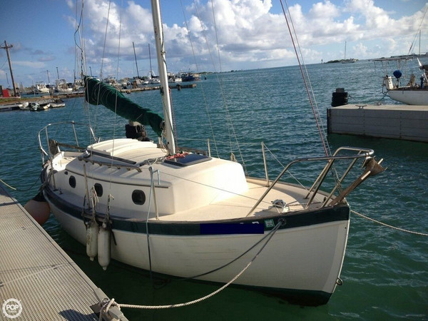 Used Pacific Seacraft 25 Sloop Sailboat For Sale