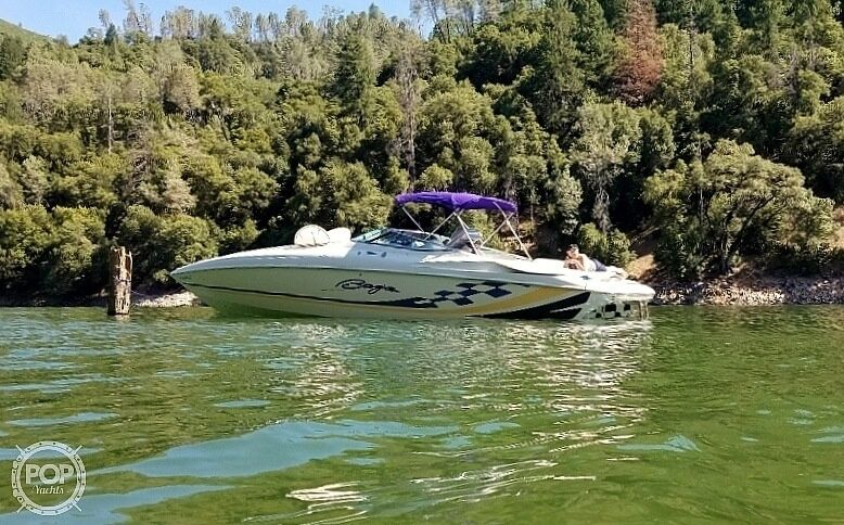 2000 Used Baja 38 Special High Performance Boat For Sale ...