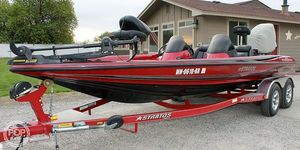 Used Stratos 201 Pro XL DC Bass Boat For Sale