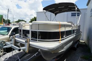 Used Berkshire 24 RFX Pontoon Boat For Sale