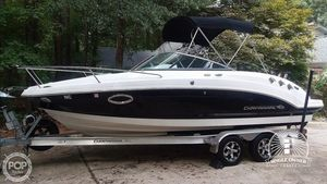 Used Chaparral 225 SSi Deluxe Walkaround Fishing Boat For Sale