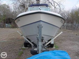Used Aquasport 222 Express Fisherman Walkaround Fishing Boat For Sale