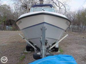 Used Aquasport 222 Express Fisherman Walkaround Fishing Boat For Sale