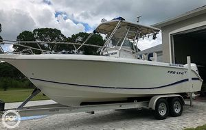Used Pro-Line 26 Sport Center Console Fishing Boat For Sale