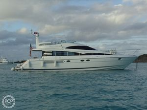 Used Fairline 52 Squadron Aft Cabin Boat For Sale