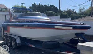 Used Carrera 236 Classic High Performance Boat For Sale