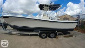 Used Newton 28CC Center Console Fishing Boat For Sale