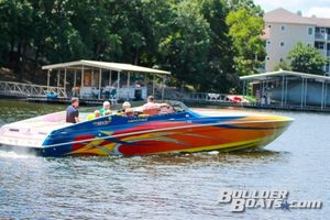 Used Advantage 40 Poker Run40 Poker Run High Performance Boat For Sale
