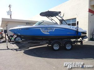Used Chaparral 21 H2O Surf21 H2O Surf Ski and Wakeboard Boat For Sale