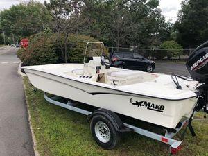 New Mako SKIFF 17 CCSKIFF 17 CC Skiff Boat For Sale