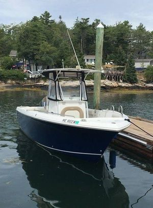 Used Sailfish 240 CENTER CONSOLE240 CENTER CONSOLE Center Console Fishing Boat For Sale