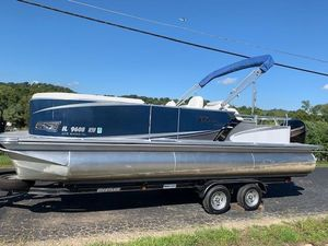 Used Avalon LTZ 2485 RLLTZ 2485 RL Pontoon Boat For Sale
