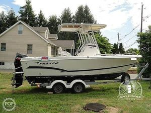 Used Pro-Line Sport 20 Center Console Fishing Boat For Sale