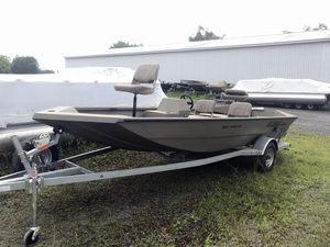 New Alumacraft MV1756 AW SC Jon Boat For Sale