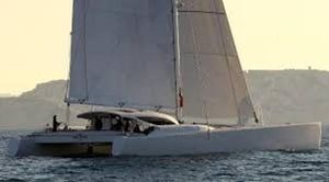 Used Custom Sailing Catamaran Sailboat For Sale