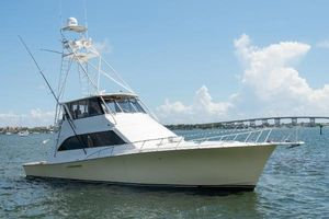 Used Ocean Yachts 66 CONVERTIBLE Sports Fishing Boat For Sale