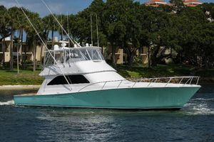 Used Viking Saltwater Fishing Boat For Sale