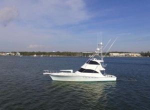 Used Custom Gillman Sports Fishing Boat For Sale
