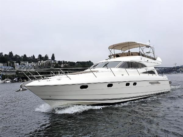 Used Viking Princess Sport Cruiser Sports Cruiser Boat For Sale