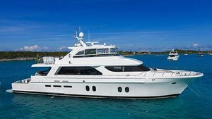 Used Cheoy Lee Bravo Motor Yacht For Sale