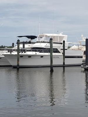 Used Carver Californian Motor Yacht Motor Yacht For Sale