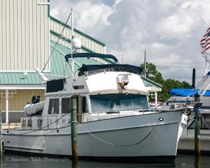 Used Grand Banks Trawler Boat For Sale