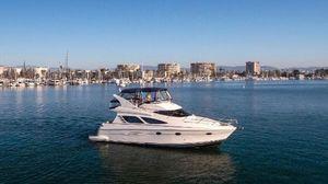 Used Silverton 43 Sport Bridge Sports Cruiser Boat For Sale
